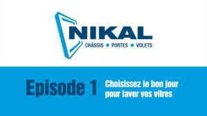 Read more about the article Quand nettoyer mes vitres?